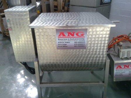 ANG 200 l mixer
